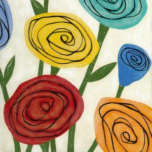 Pop Roses II by Megan Meagher