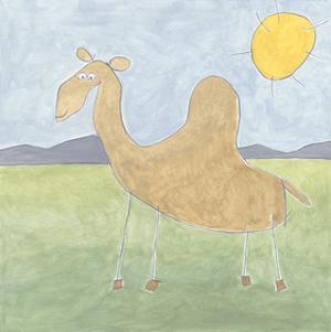 Quinn's Camel by Megan Meagher