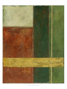 Red, Green, Gold I by Megan Meagher
