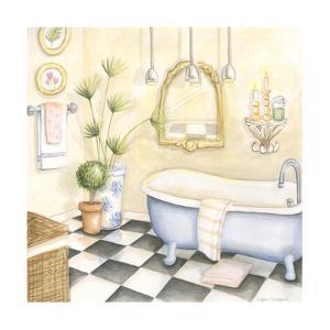 Salon Retreat I by Megan Meagher