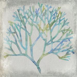 Watercolor Coral II by Megan Meagher