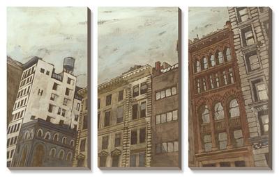 West Village II by Megan Meagher