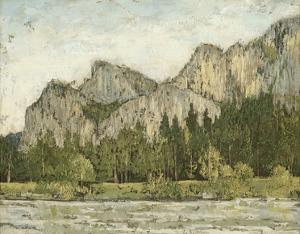 Western Landscape I by Megan Meagher