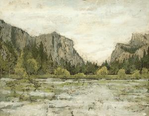 Western Landscape II by Megan Meagher