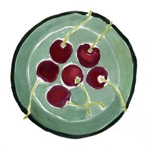 Bowl of Cherries by Megan Moore