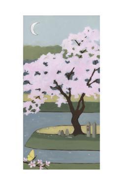 Cherry Tree, Spring, 2013 by Megan Moore