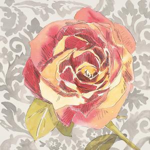 Blossom of Lush Pink 1 by Megan Swartz