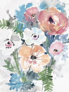 Bright Bouquet 3 by Megan Swartz