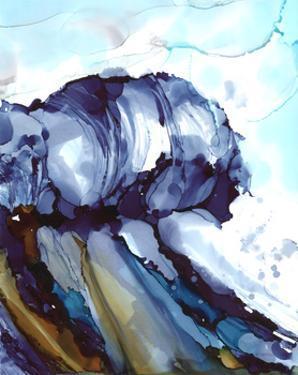 Liquid Wave 2 by Megan Swartz