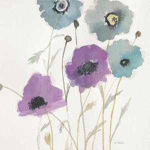 Pastel Garden II by Megan Swartz