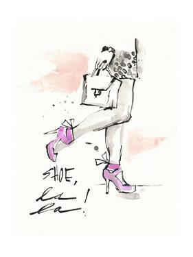 Shoes La La by Megan Swartz