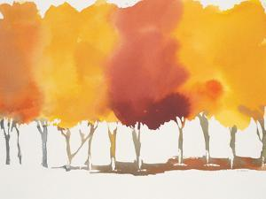 Sunburst Orchard by Megan Swartz