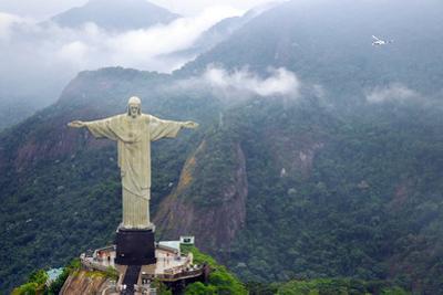 Christ Redeemer - Rio De Janeiro by megumi
