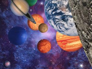 Solar System by Mehau Kulyk