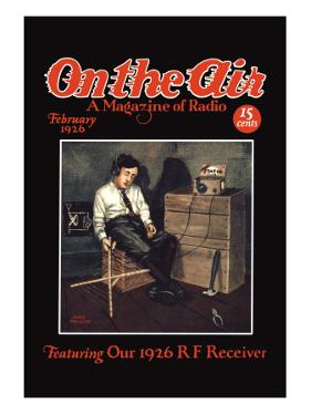 On the Air: February 1926 by Mehlum