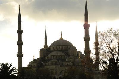 Turkey, Istanbul, Sultan Ahmed Mosque