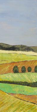 Pastel Hills II by Mehmet Altug