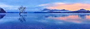 Lake Wanaka by Mei Xu