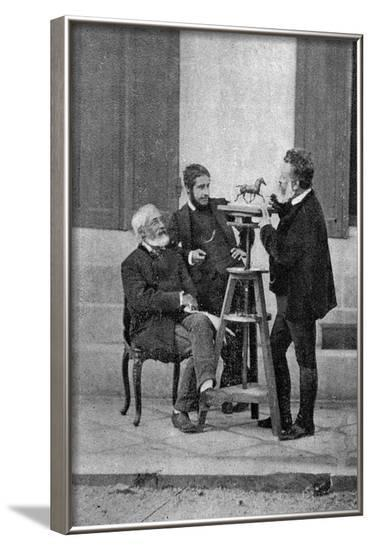Meissonnier Photo--Framed Photographic Print