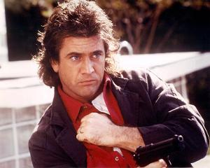Mel Gibson - Lethal Weapon