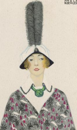 Hat with Aigrette, c.1913