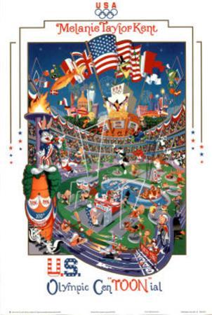 U.S. Olympic CenTOONial