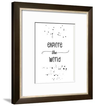 Explore The World by Melanie Viola
