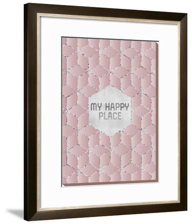 My Happy Place Rose by Melanie Viola