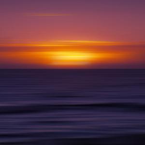 Scenery Art Florida Sunset by Melanie Viola