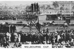 Melbourne Cup, Australia, 1928