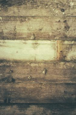 Rustic Wood Background, close Up by Melica73