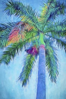 Royal Palm Caribbean I by Melinda Bradshaw