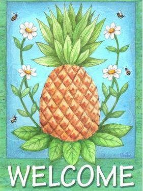 Pineapple Welcome by Melinda Hipsher
