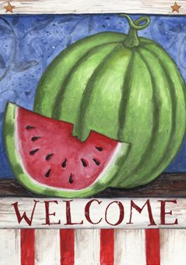 Watermelon Welcome by Melinda Hipsher