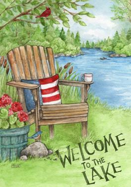 Welcome to the Lake Chair by Melinda Hipsher