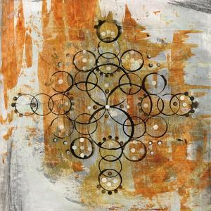 Mandala II Crop by Melissa Averinos