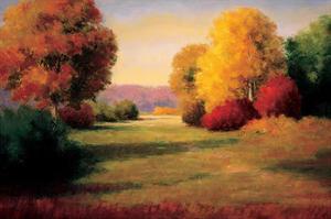The Morning Light I by Melissa Bolton