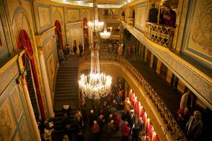 The Opera House Premiered in 1922, Claiming to Be the World's Fifth Largest by Melissa Farlow