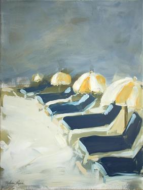 Beach Chairs by Melissa Lyons