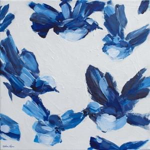 Blue Bird VI by Melissa Lyons