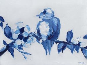 Blue Bird by Melissa Lyons