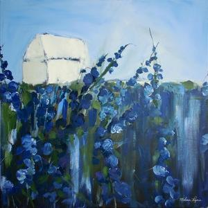 Blue Storehouse by Melissa Lyons
