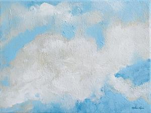 Clouds V by Melissa Lyons