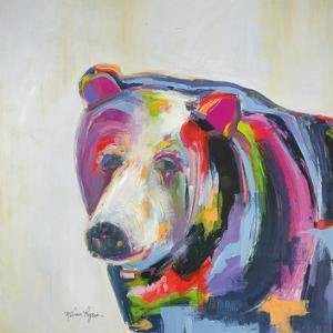Grizzly Bear by Melissa Lyons