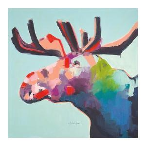 Moose by Melissa Lyons