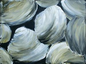 Mussels by Melissa Lyons