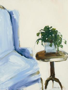 Plant and Chair by Melissa Lyons