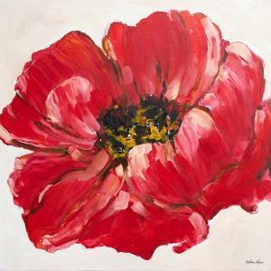 Red Poppy by Melissa Lyons