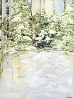 Snowy Trees by Melissa Lyons