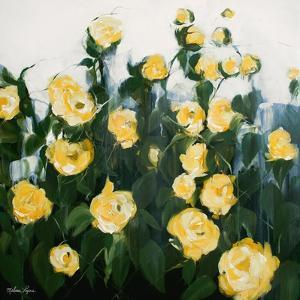 Yellow Roses by Melissa Lyons